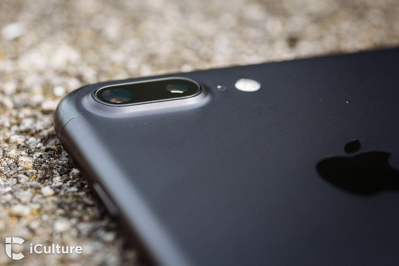 iPhone 7 review: de cameralens steekt nog steeds uit