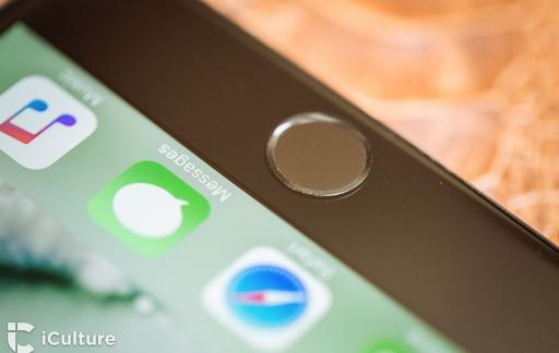 iPhone 7 review: vanaf nu waterbestendig: de vernieuwde thuisknop