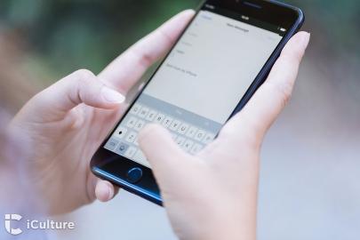 iPhone 7 review: het zwarte toestel met een blauwe gloed