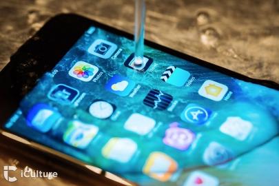 iPhone 7 review: douchen met de iPhone 7 is geen probleem