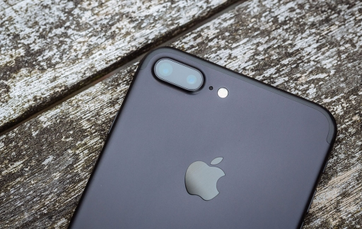 iPhone 7 Plus dubbele camera