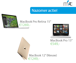 mResell Macbook nazomeractie