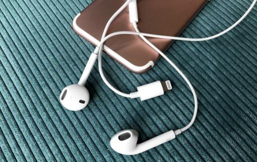 iPhone 7 oordopjes