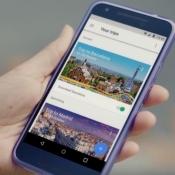 Google Trips voor iOS wil je allesomvattende reisgids zijn
