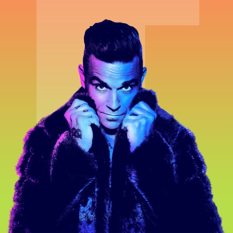 Apple Music Robbie Williams