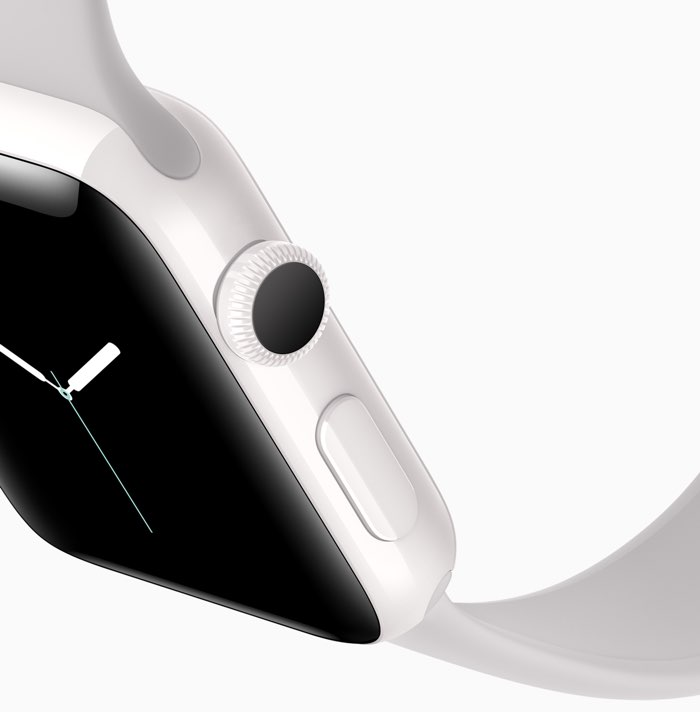 Apple Watch van keramisch materiaal