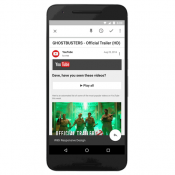 Google: betere weergave e-mail