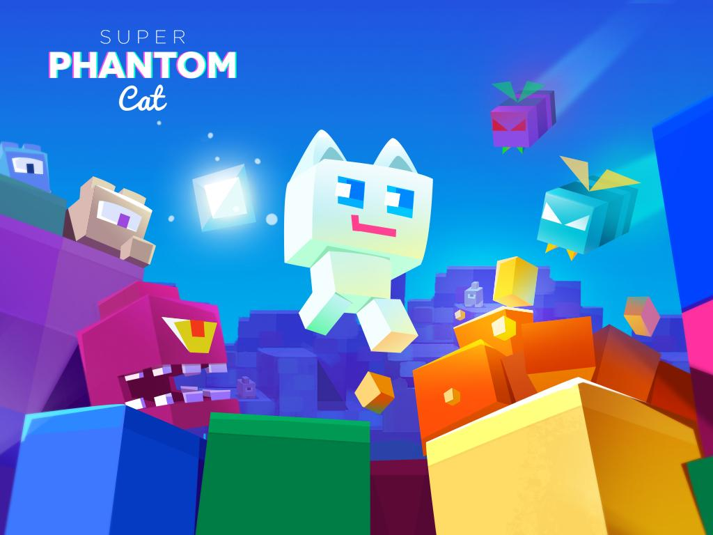 Super Phantom Cat
