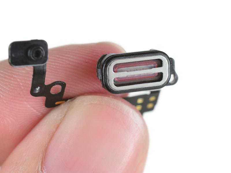 iFixit Apple Watch 2: luidspreker