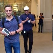 iPhone 7 verkoopstart in Amsterdam