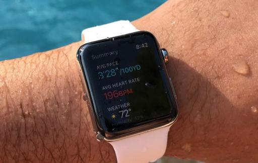 Apple Watch-test TechCrunch