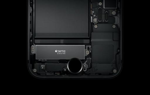 iPhone 7 homeknop