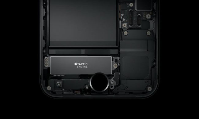 iPhone 7 homeknop