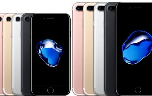 iPhone 7 kleuren en modellen