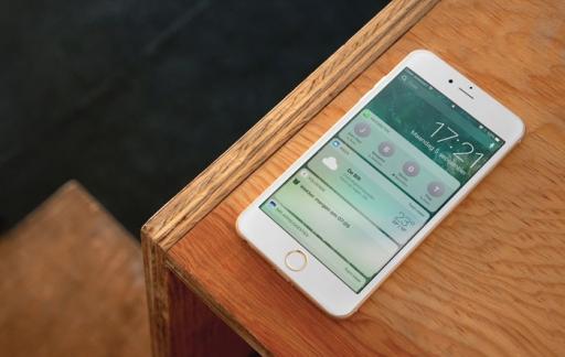 iOS 10 bureau, door iCulture