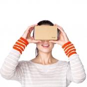 Met Cardboard Camera van Google maak je zelf VR-foto's
