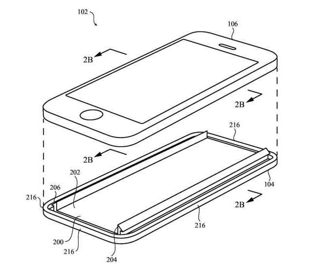 Apple-patent keramisch materiaal