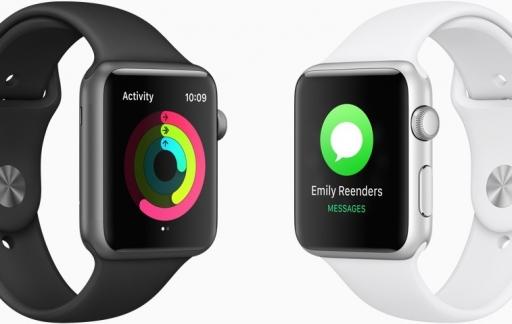 Apple Watch Series 1.