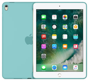 Siliconenhoes voor iPad 2016