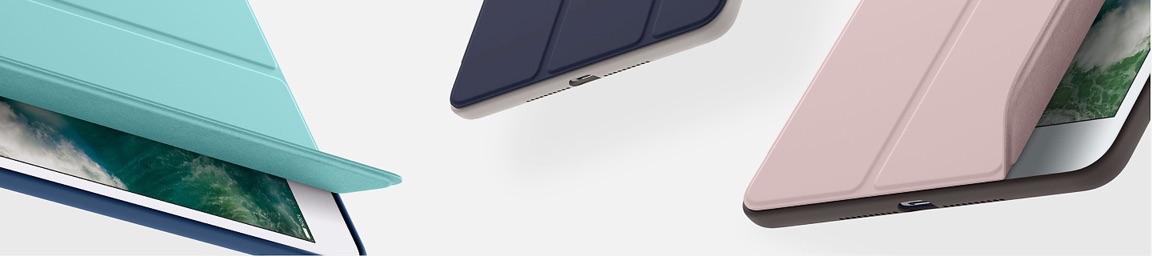 iPad Pro hoesjes in nieuwe kleuren.