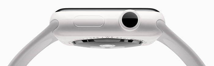 Apple Watch Edition keramisch