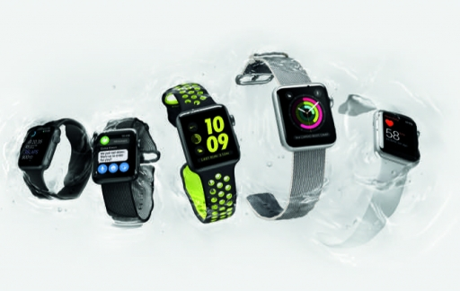Apple Watch Series 2 nu waterbestendig