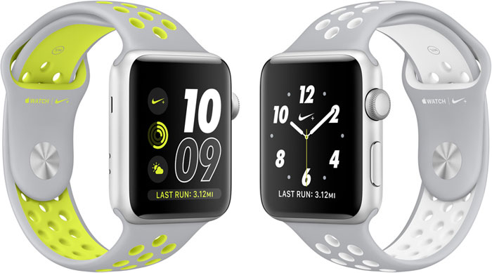 Apple Watch Nike+ Sporthorloge