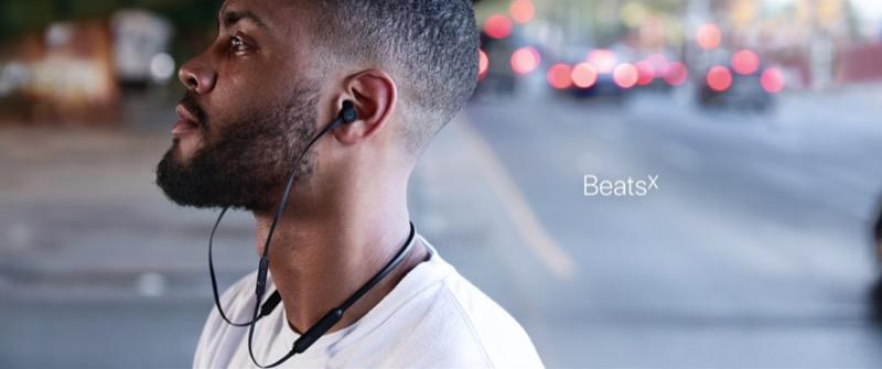 Foto met Beats X