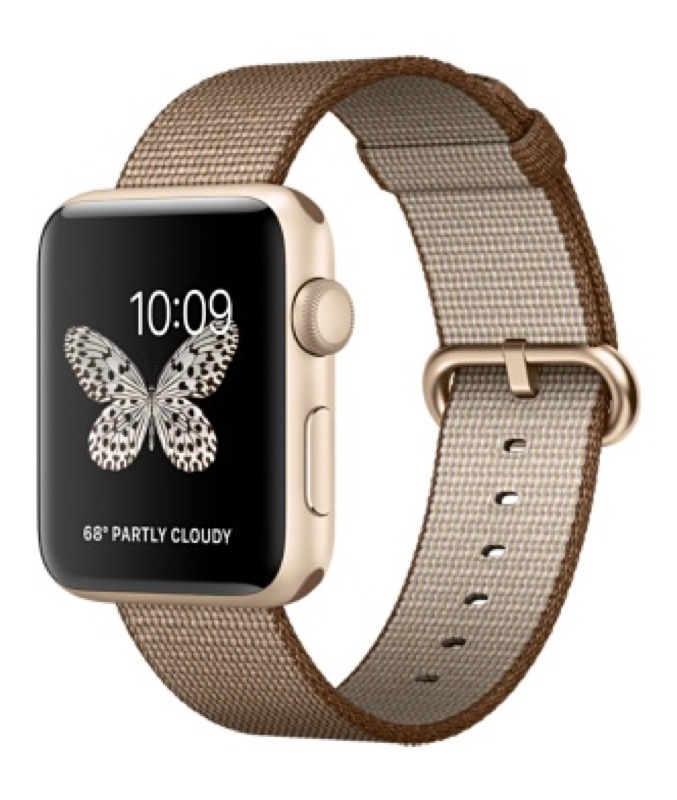 Toffeecaramel Apple Watch Series 2