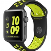 Apple Watch Series 2 Nike Plus Blackvolt