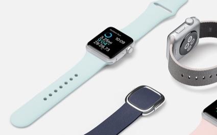 Bandjes Apple Watch Series 2
