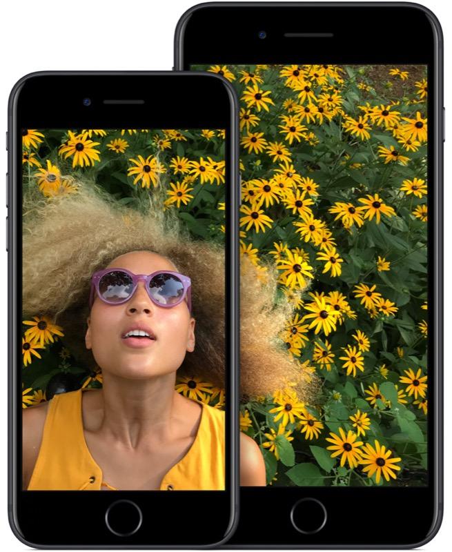 iPhone 7 camera zoomfunctie