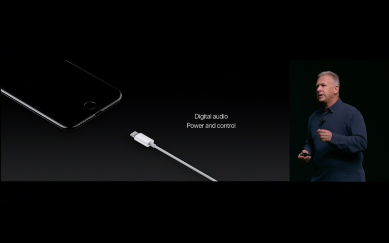 iPhone 7 geluid Lightning EarPods