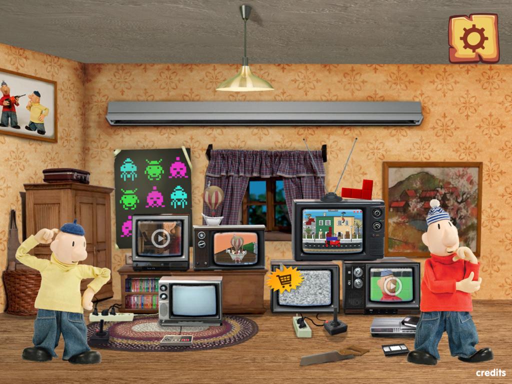 Buurman & Buurman tv-kamer.