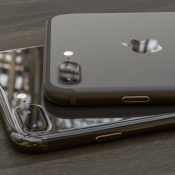 Zo ziet een iPhone in 'Glossy Black' er uit