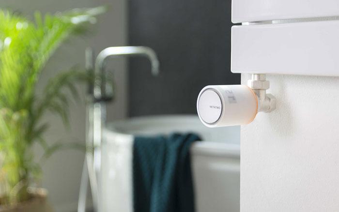 Netatmo radiatorkraan met HomeKit