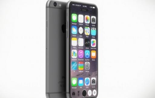 iPhone 8 concept door Martin Hajek