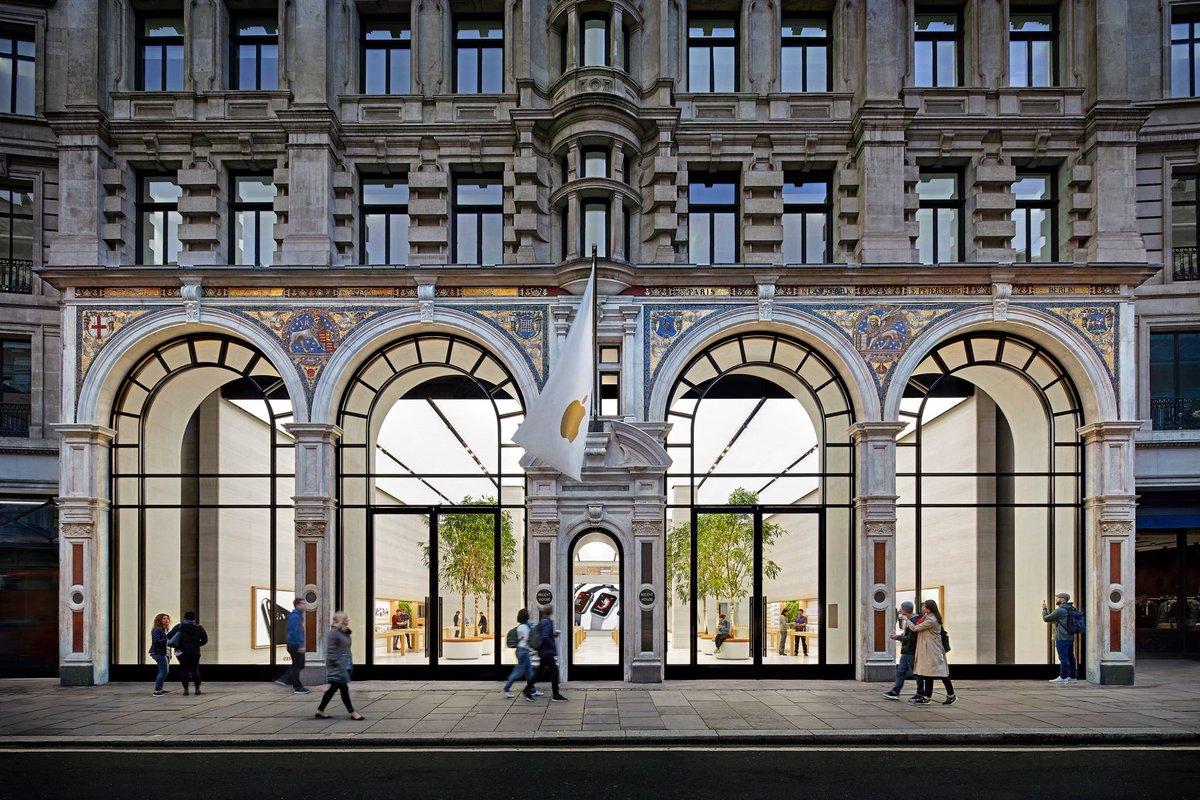 Apple Store Regent Street Londen
