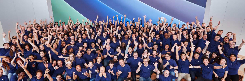 Apple Store personeel