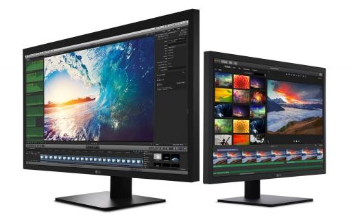 LG-schermen