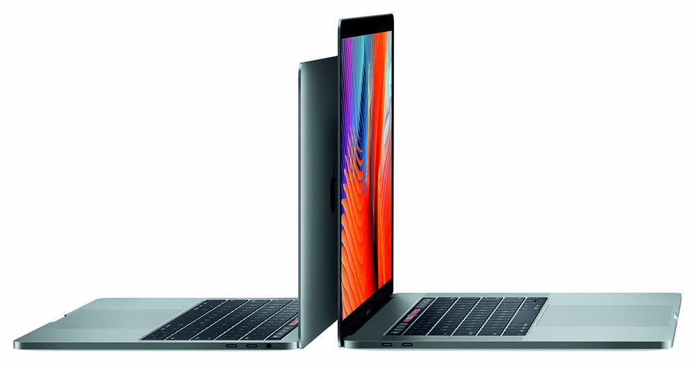 MacBook Pro in 13-inch en 15-inch
