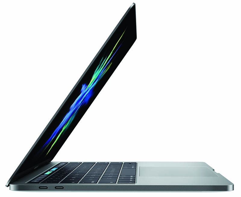 MacBook Pro 2016 spacegrijs model