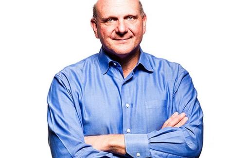 Steve Ballmer van Microsoft