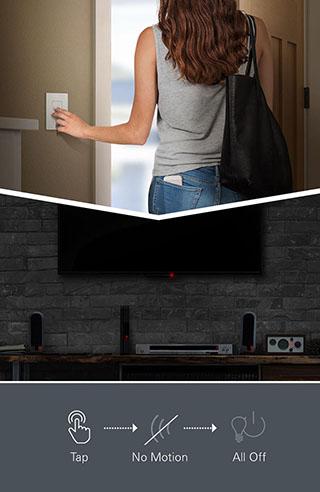 Eve Light Switch regels