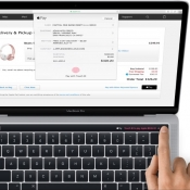 Apple laat MacBook Pro met Magic Toolbar per ongeluk uitlekken