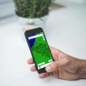 Belgische Buienradar-app helemaal vernieuwd met fris design voor iOS