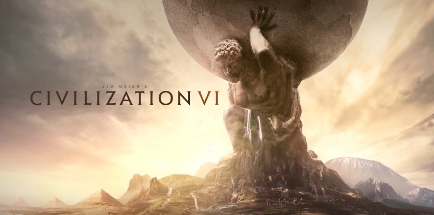 Civilization VI voor de Mac.