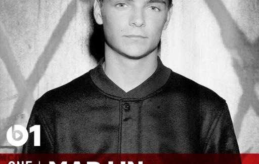 Martin Garrix op Beats 1.