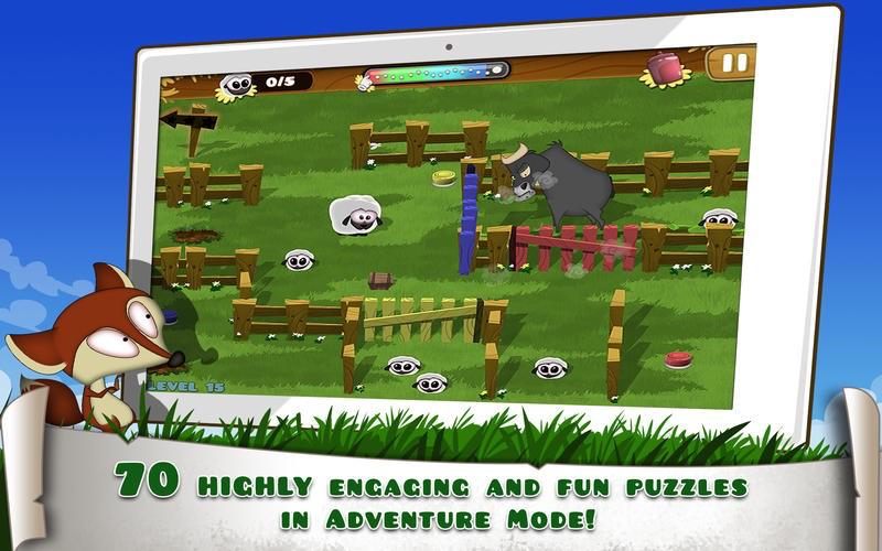 Hay Ewe is een spelletje met schaap Matilda.