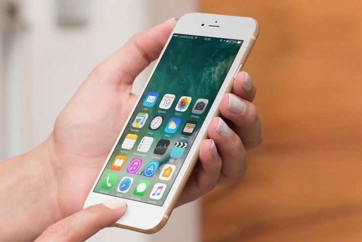 Bereikbaarheid op de iPhone.
